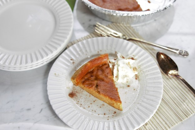 Pumpkin Spice Dutch Baby Horizontal