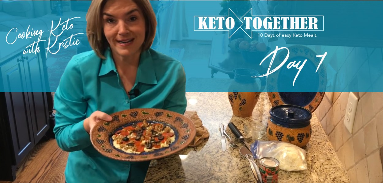 keto together pizza