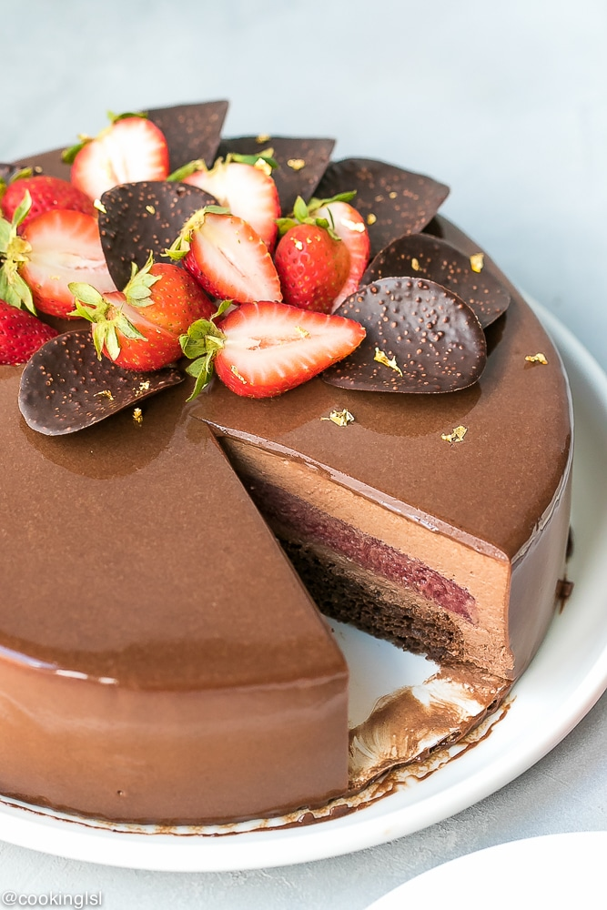Easy Cake Glaze Recipes