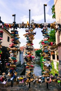 3 Days in Prague - Lovers bridge