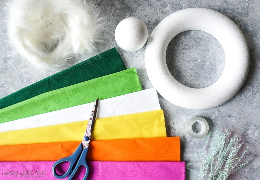 crafting materials