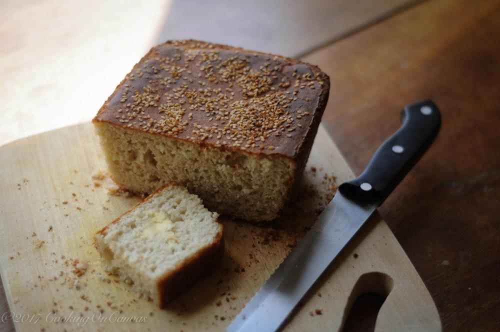 Rice-and-cassava-flour-bread