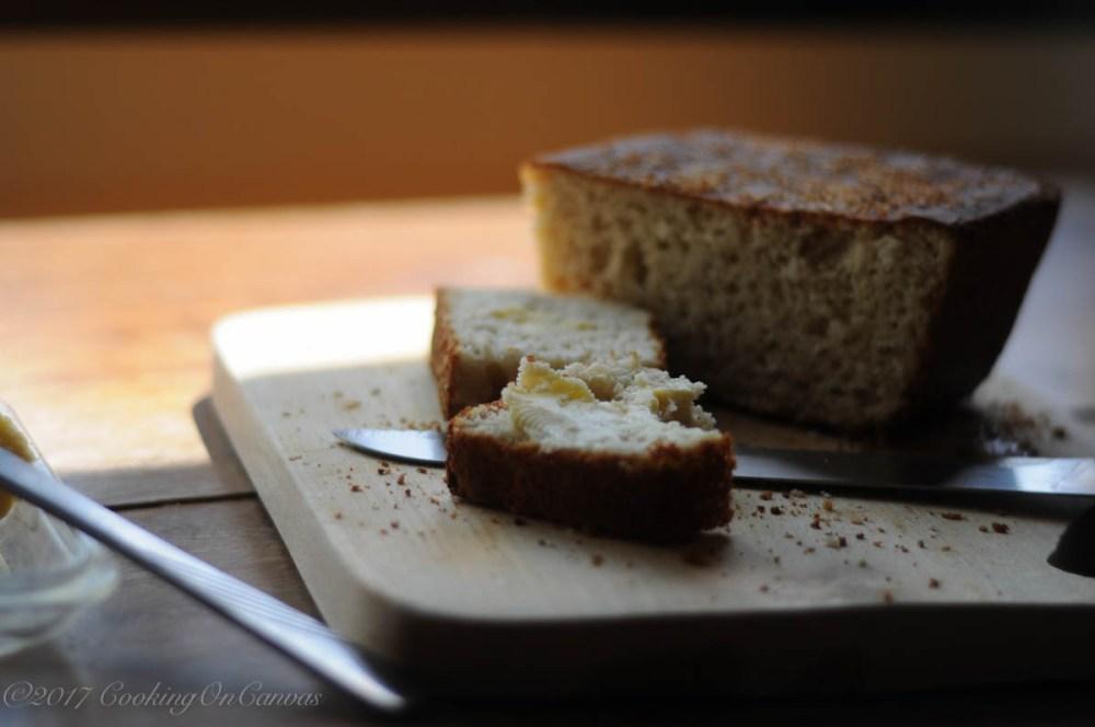 Rice-flour-bread