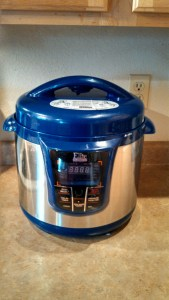 Elite 8 qt. Electric Pressure Cooker