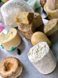 Romanian cheeses on Cooking Romania by Vivi