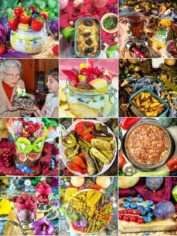 Food collection on Cooking Romania by Vivi