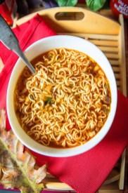 Noodle soup on Cooking Romania by Vivi