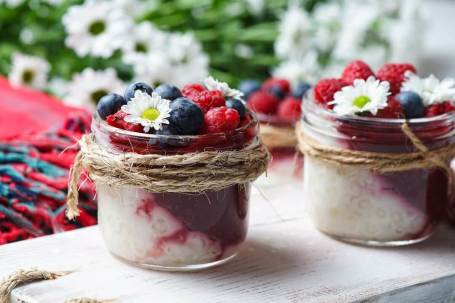 Tapioca pudding by Ilona