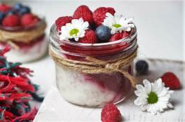 Tapioca pudding by Ilona