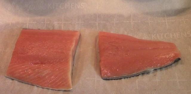 Walnut Crusted Salmon Plain 2