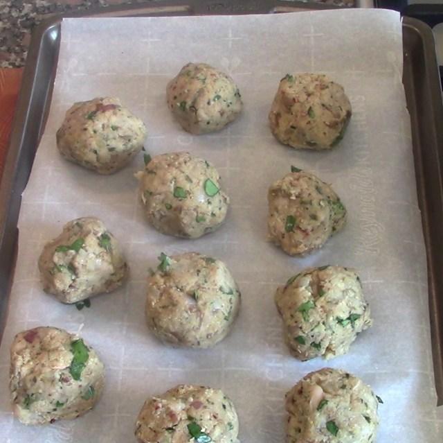 Eggplant Meatballs 3