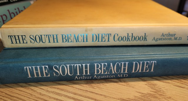 South Beach Diet Cookbooks