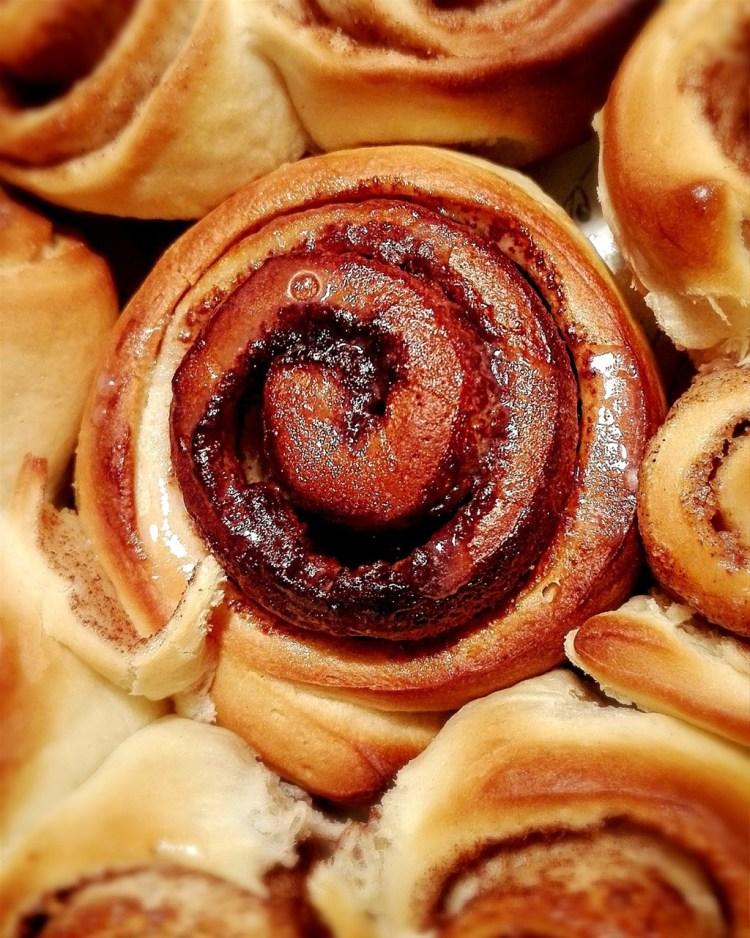 Kanelbullar ...Σουηδικά γεμιστά τσουρεκάκια