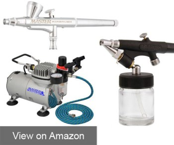 Master Airbrush Complete Cake Decorating Set SP1-20 Review