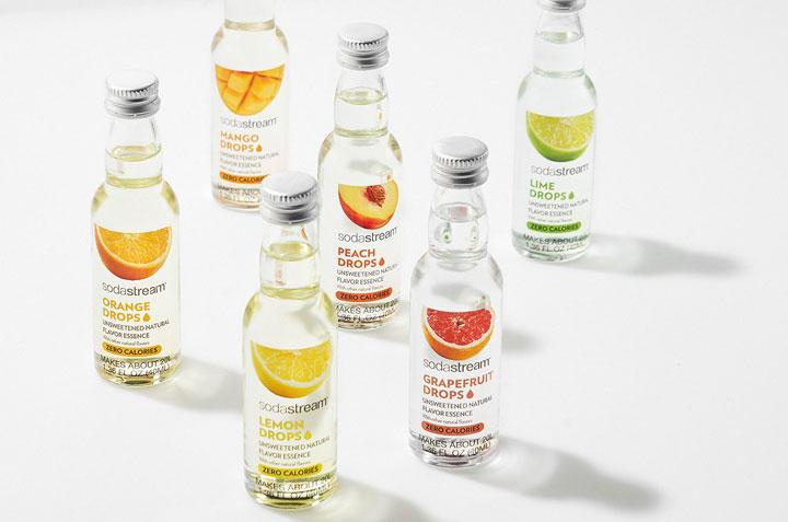Glass Sodastream Bottles