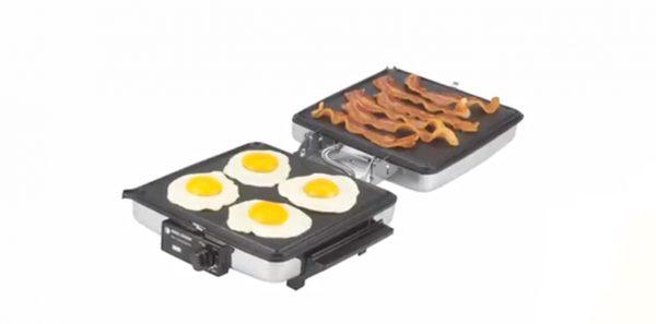 BLACK+DECKER 3-in-1 Waffle Maker