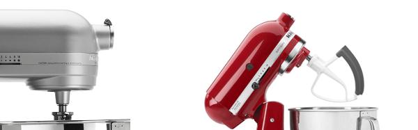 Kitchenaid Professional and Kitchenaid Artisan Motor