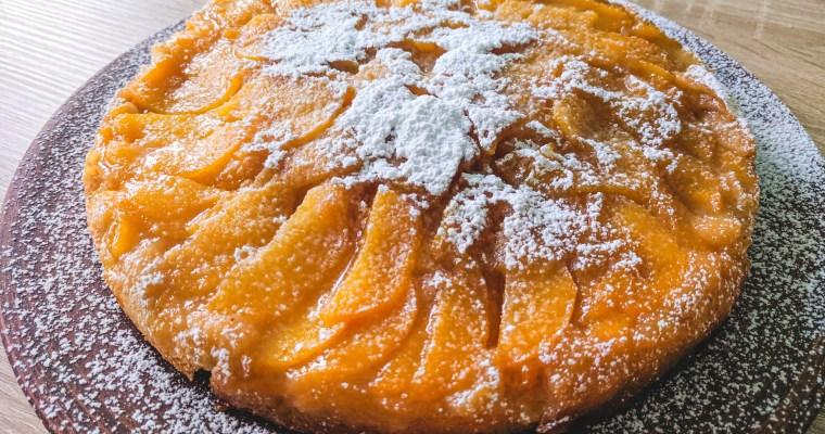 Life's A Peach Cake