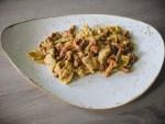 Chanterelle Pasta papardelle