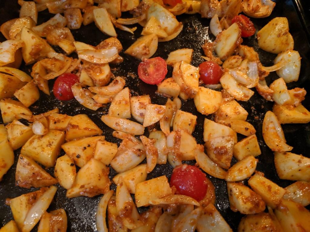 breakfast potatoes pre oven