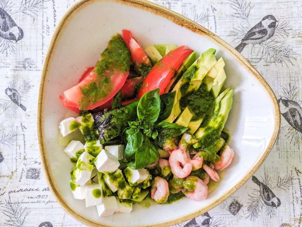 Jardine Salad