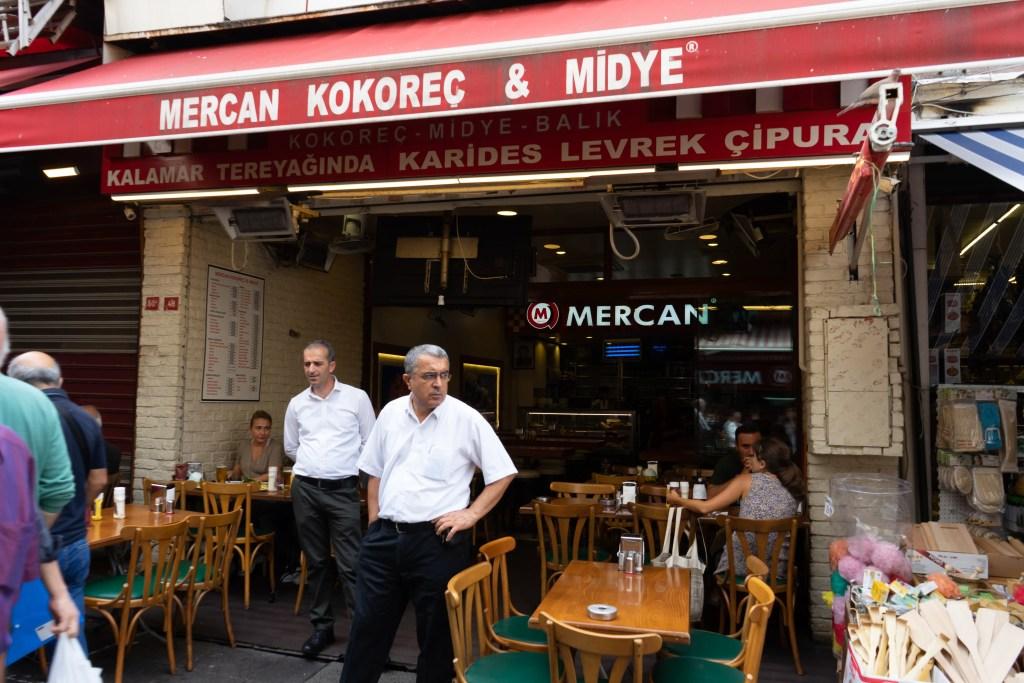 Mercan Mussels Shop