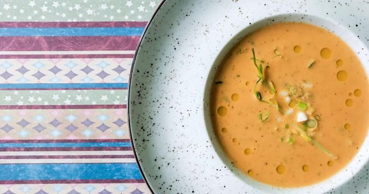 Salmon Cream Soup