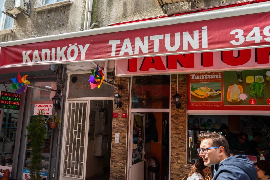 Tantuni Istanbul Food