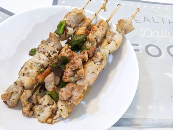 Chicken Brochettes Spanish Tapas