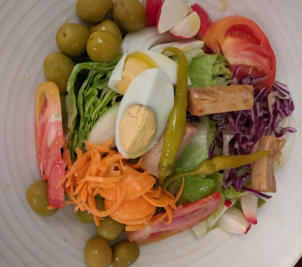 Valencian Salad