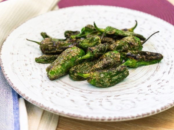 perfect padron peppers
