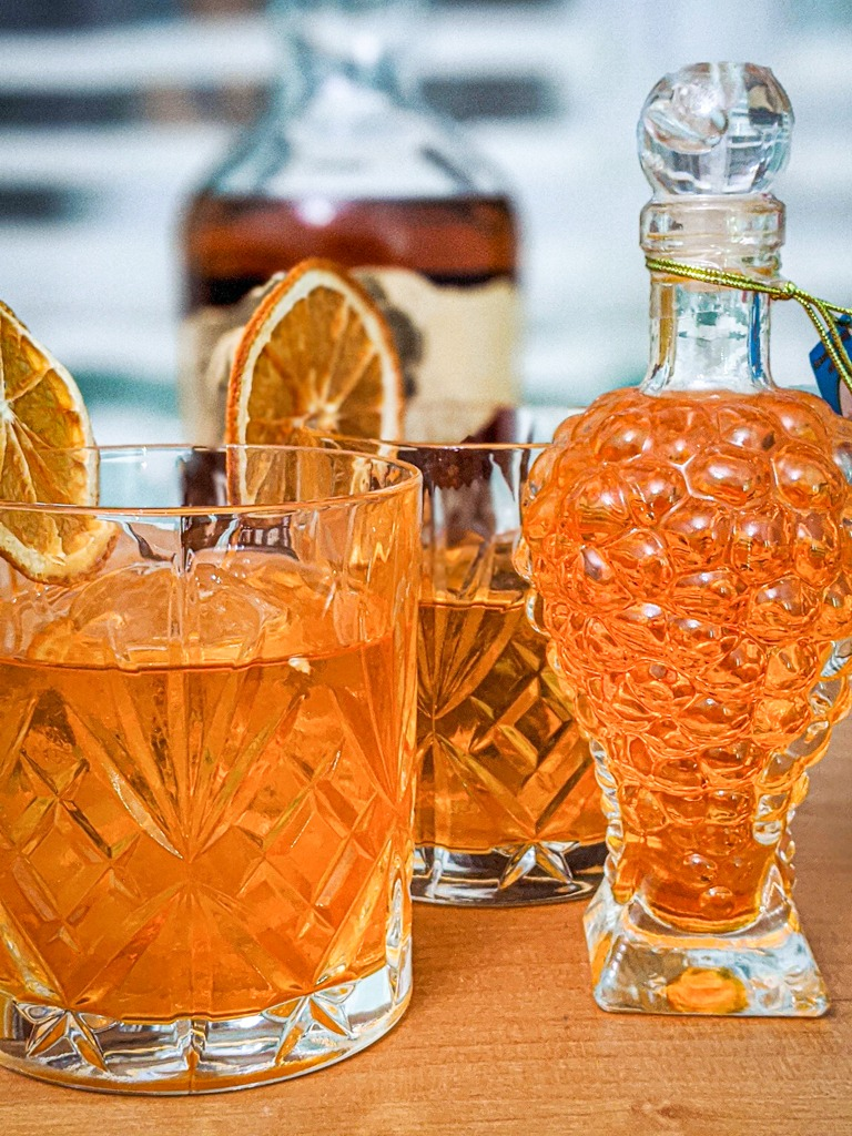 Kumquat Koumquat bourbon sour