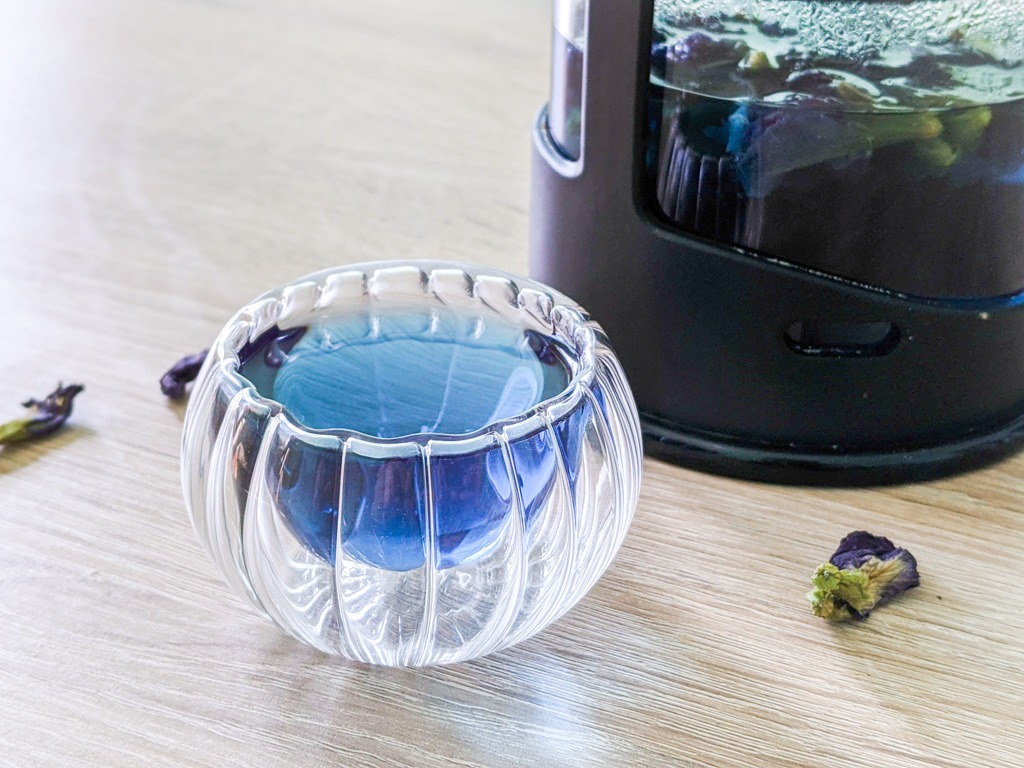 How To Perfectly Make Butterfly Pea Flower Tea