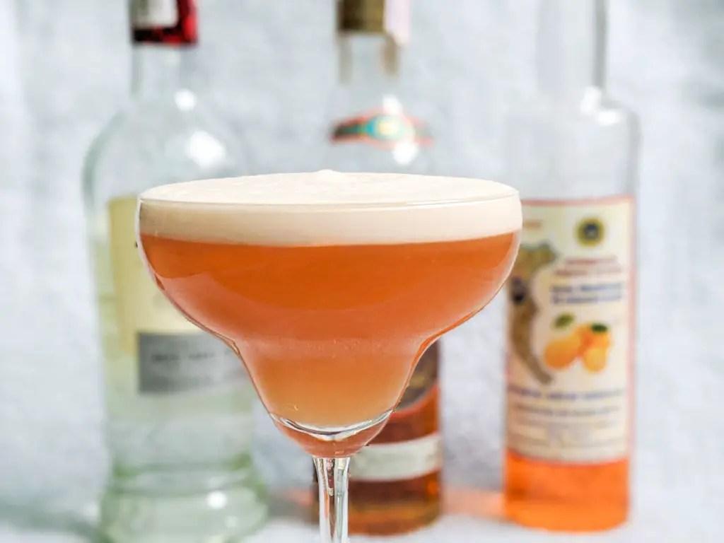 Summer on Corfu cocktail