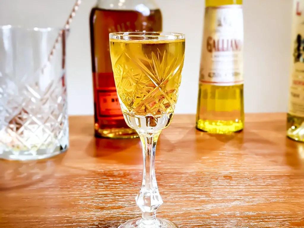 Galliano cocktail