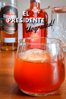 An Upgraded variation on the El Presidente