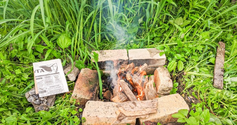 What's The Best Way To Cook When Camping