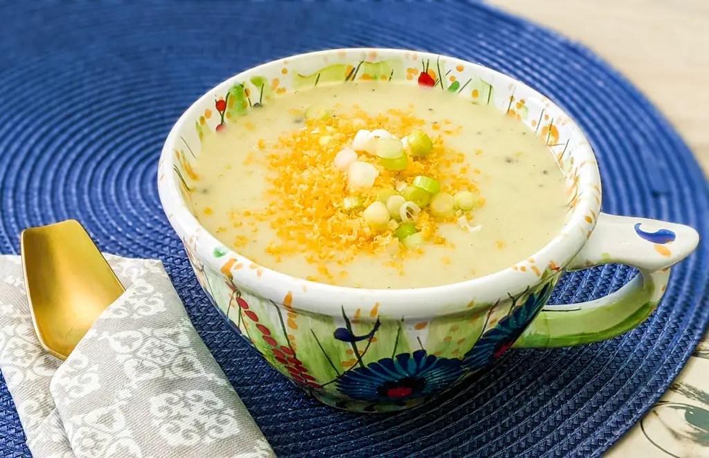 Best Leek And Potato Soup