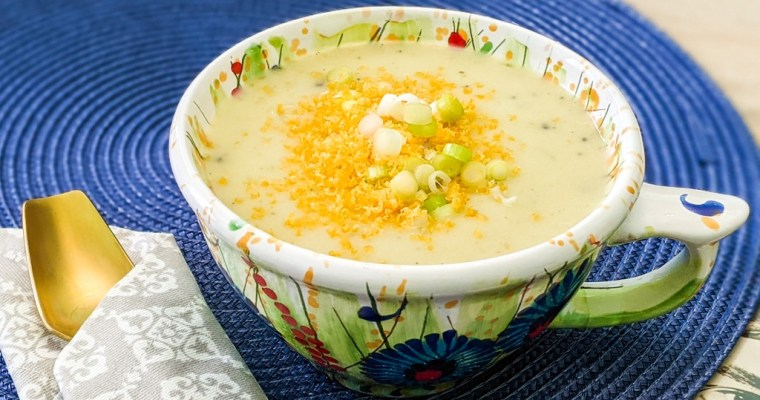 Best Leek And Potato Soup