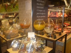 Spices and Aromatics Booth - Ventimiglia Italy