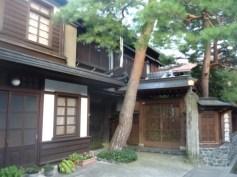 Private House Doorway