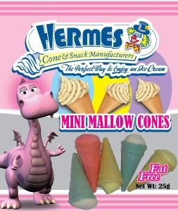 Mini Mallow Cones