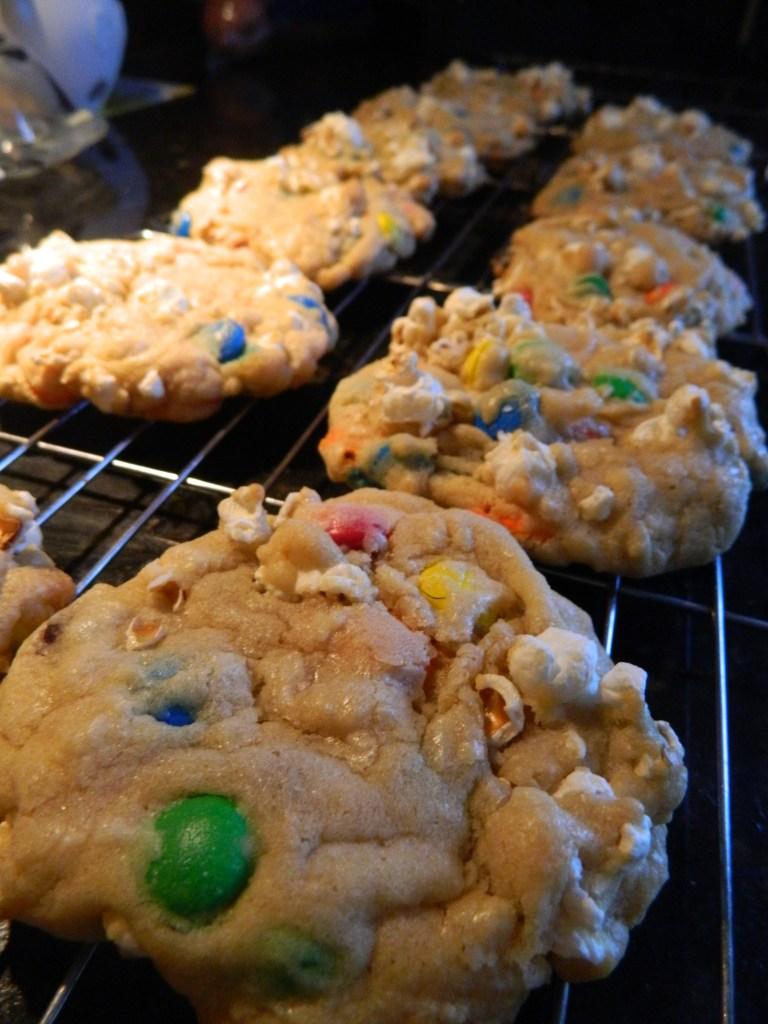 Movie theater cookies
