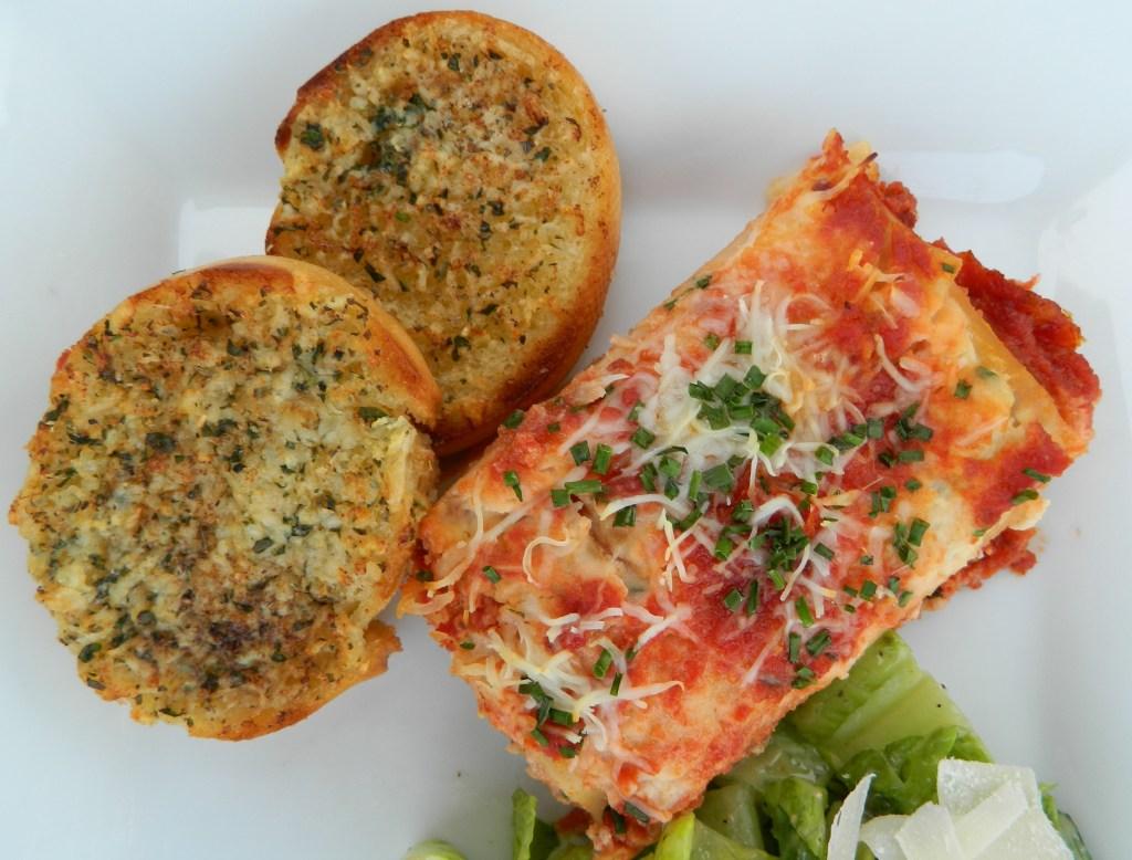 Not-So-Basic Lasagna