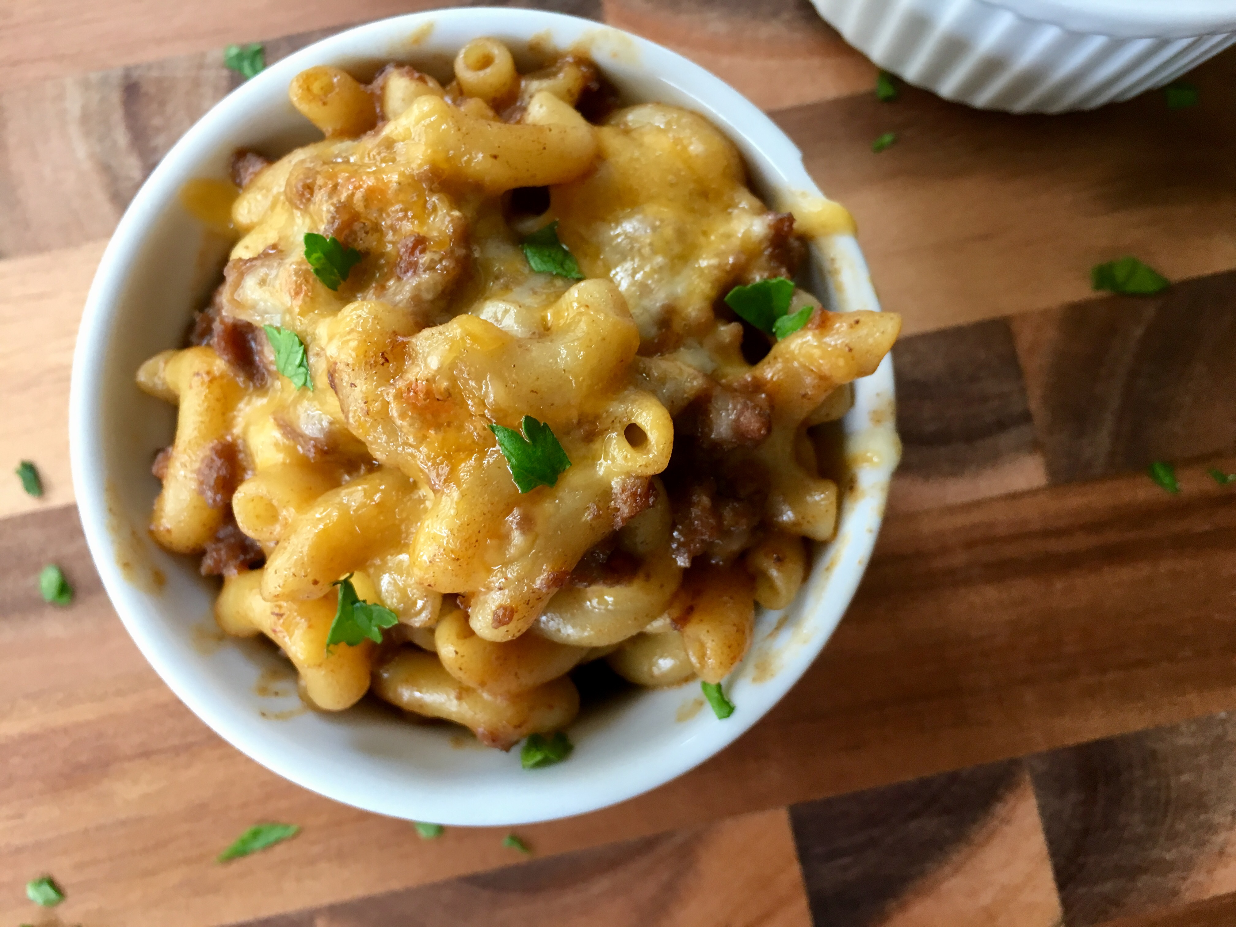 Healthy Hamburger Helper - Cooking Up Happiness