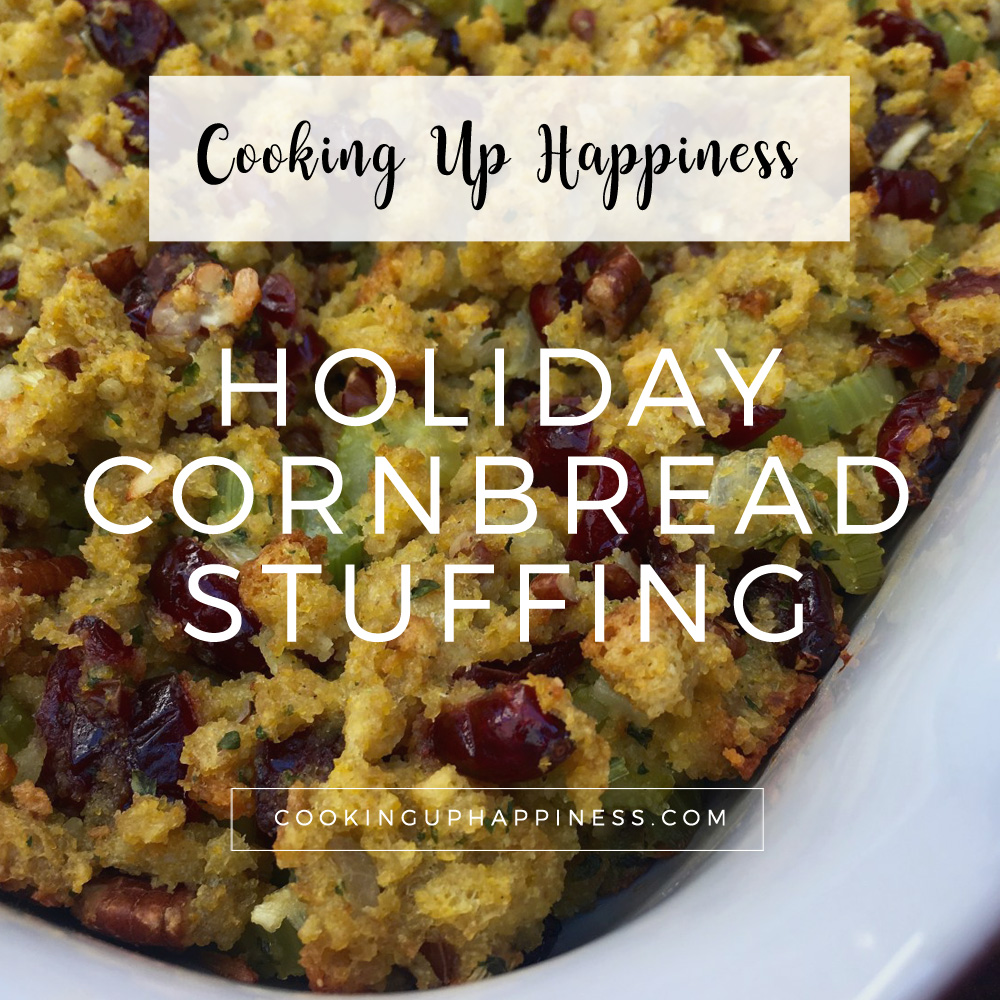 holiday cornbread stuffing