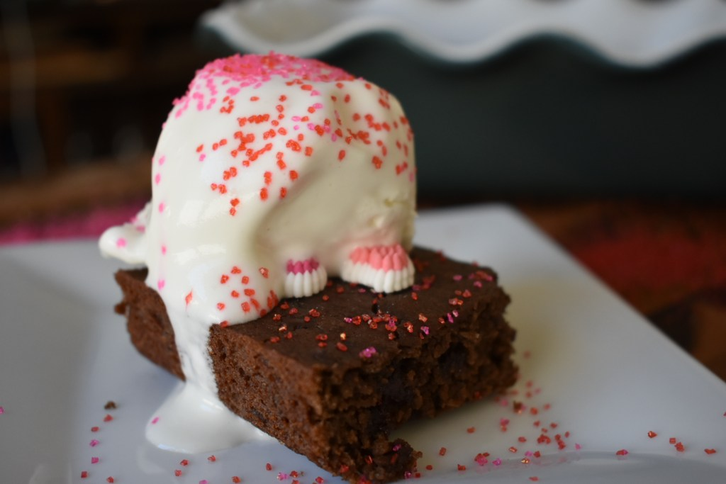 Chickpea Chocolate Brownies