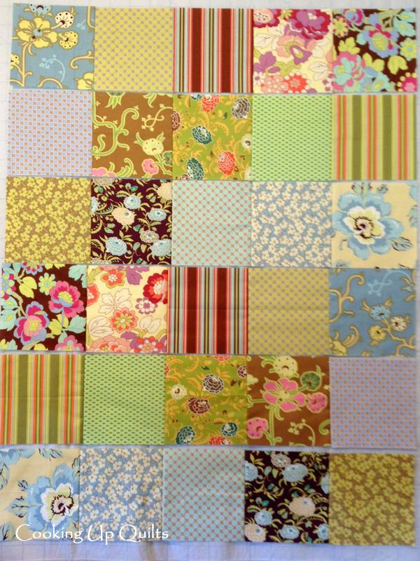 Amy Butler Stash quilt