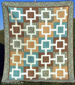 Pathways Quilt Front