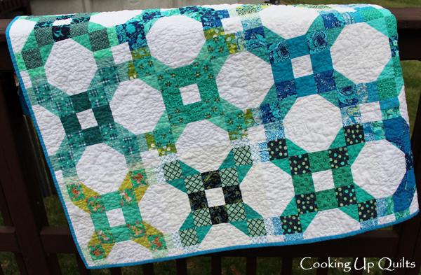 Chainlink Quilt Pattern